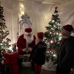 Teversal FC Christmas Market 16th December 2018 (Album 4)