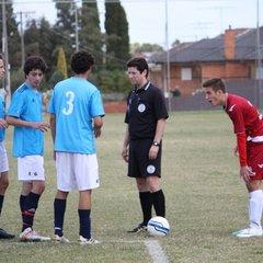 Fawkner Blues vs Bulleen Lions U21's (10th April)