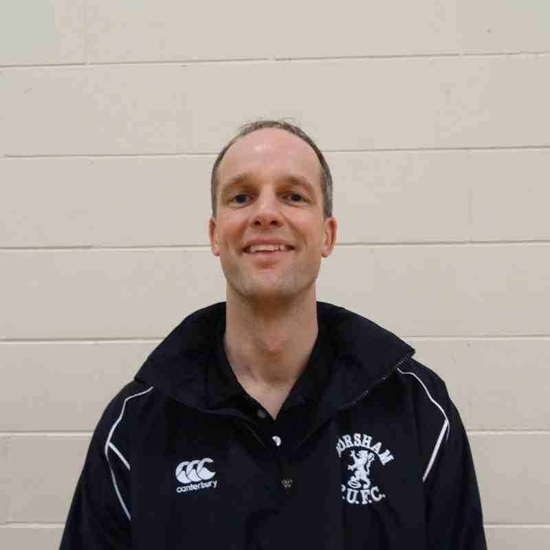 Chris Mason - Coach