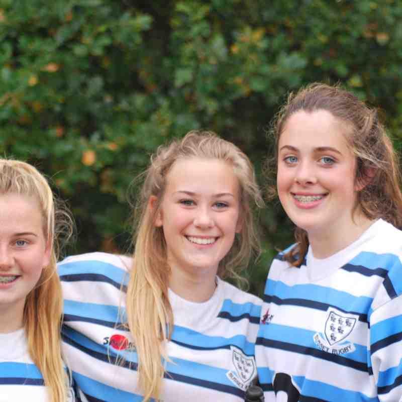 Girls at Sussex vs Essex