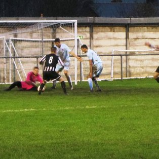 Flint earn the plaudits but Druids take the points