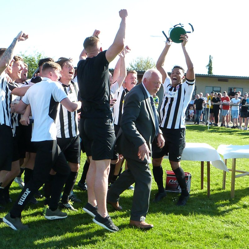 Flint dig deep to lift the Cup