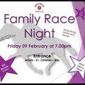 Family Race Night