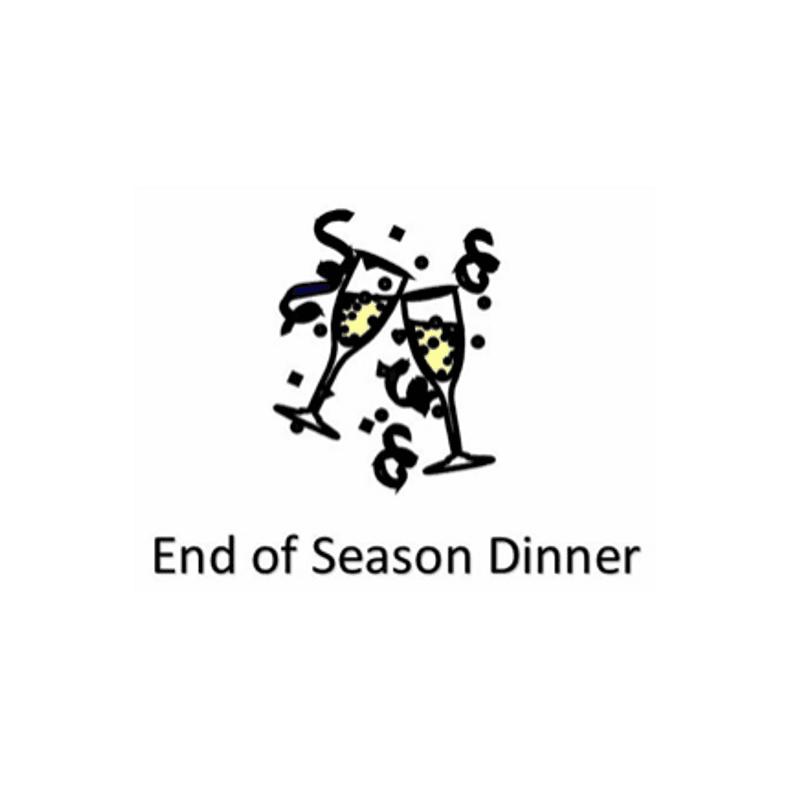 End of Season Dinner & Awards Night