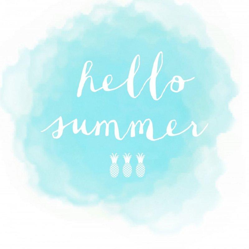 Summer Training Dates