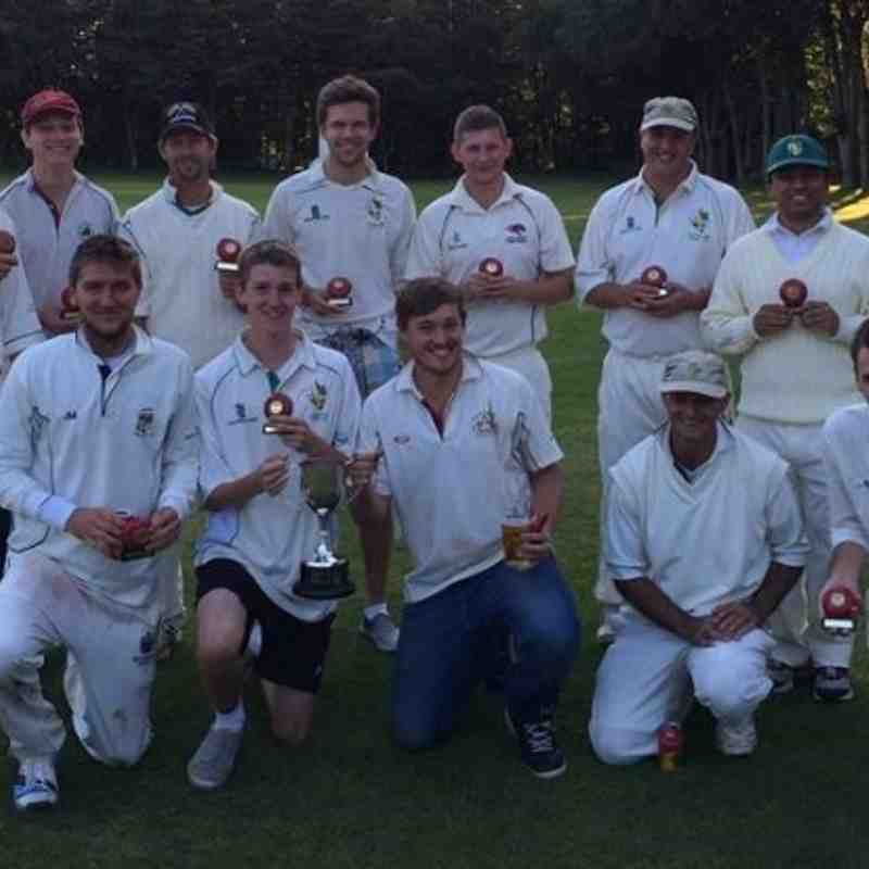 Winchmore Hill t20 winners 2014