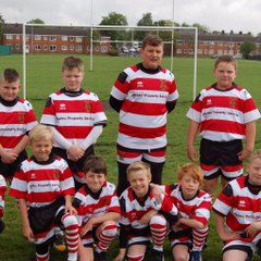 Under 9'S Crusaders v Limehurst Lions 220516