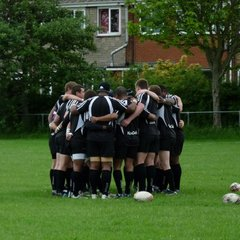 Gunners V Castleford & District Select Hopson Trophy 2012
