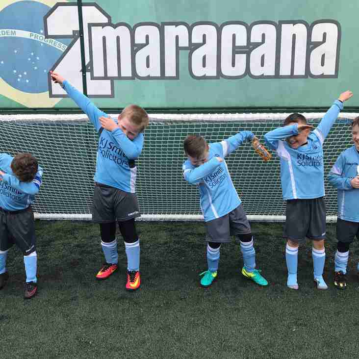 Match Report for U8's Cyclones 25th March 2017