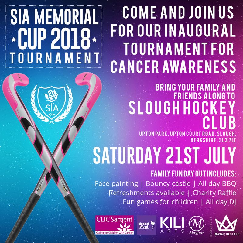 Sia Memorial Cup 2018, Saturday 21st July