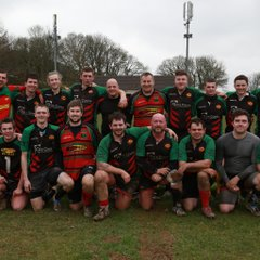 2nd XV Vs Argaum