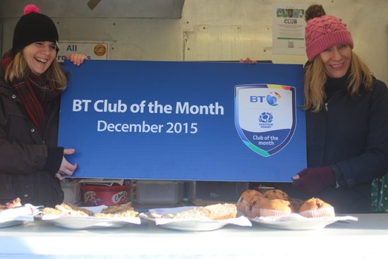 BT Team of the Month