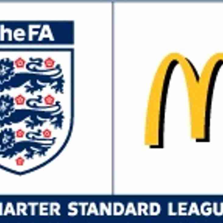 2015/2016 League Format