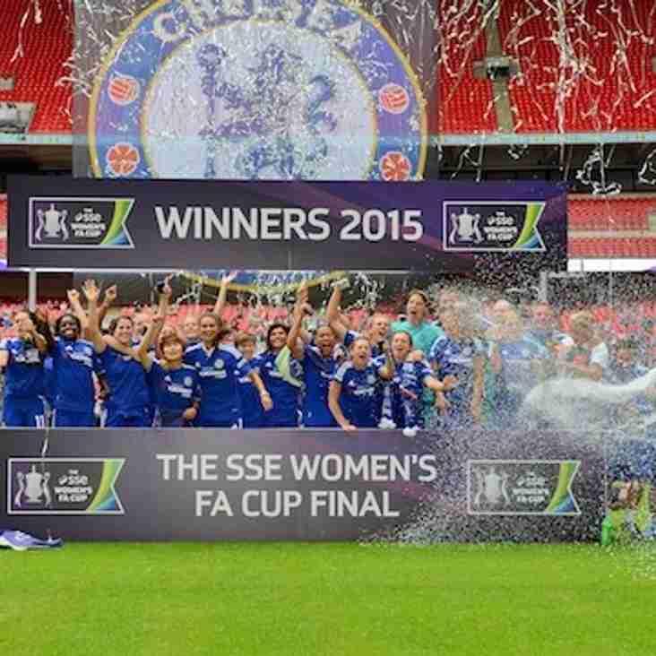 SSE Women's FA Cup Final