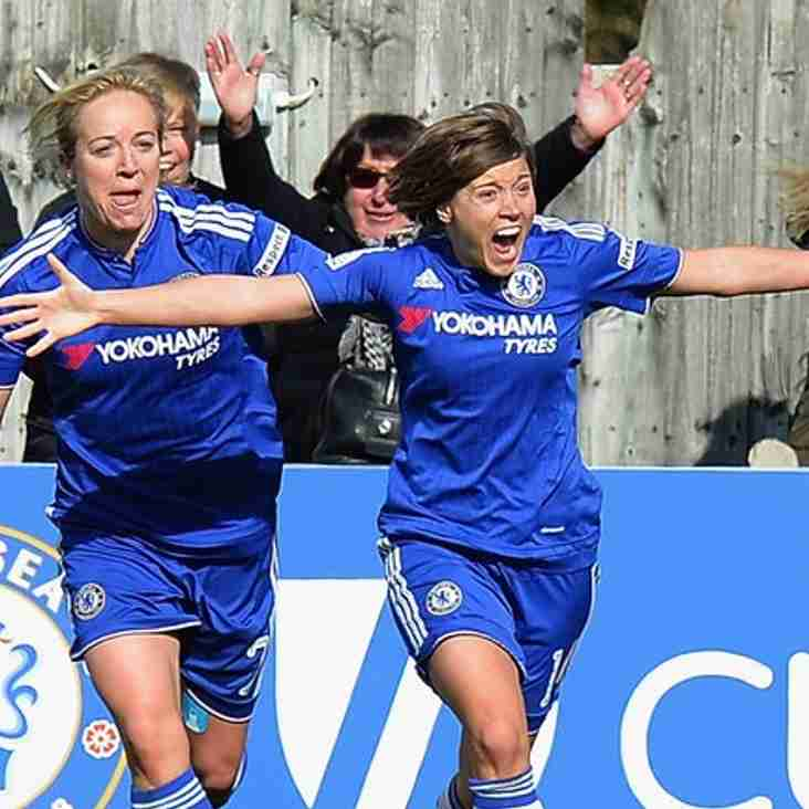 Free tickets to see Chelsea Ladies play