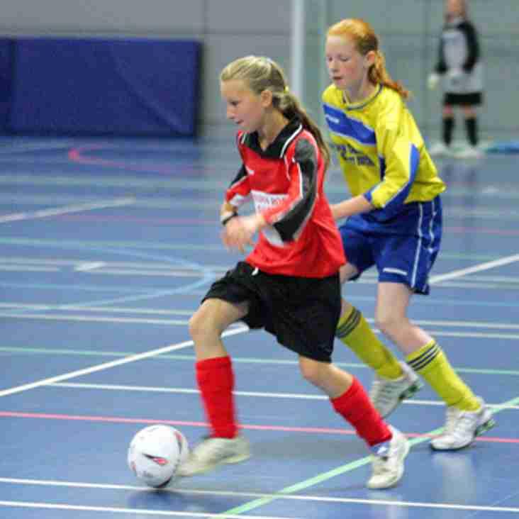 Surrey County Futsal Tournament