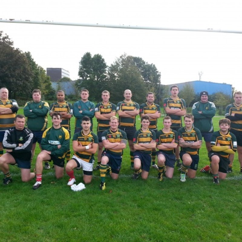 Whitehall 3rd XV vs. Thornbury 3rd XV