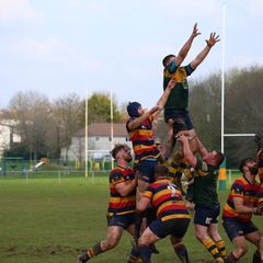 1st vs Gloucester Old Boys
