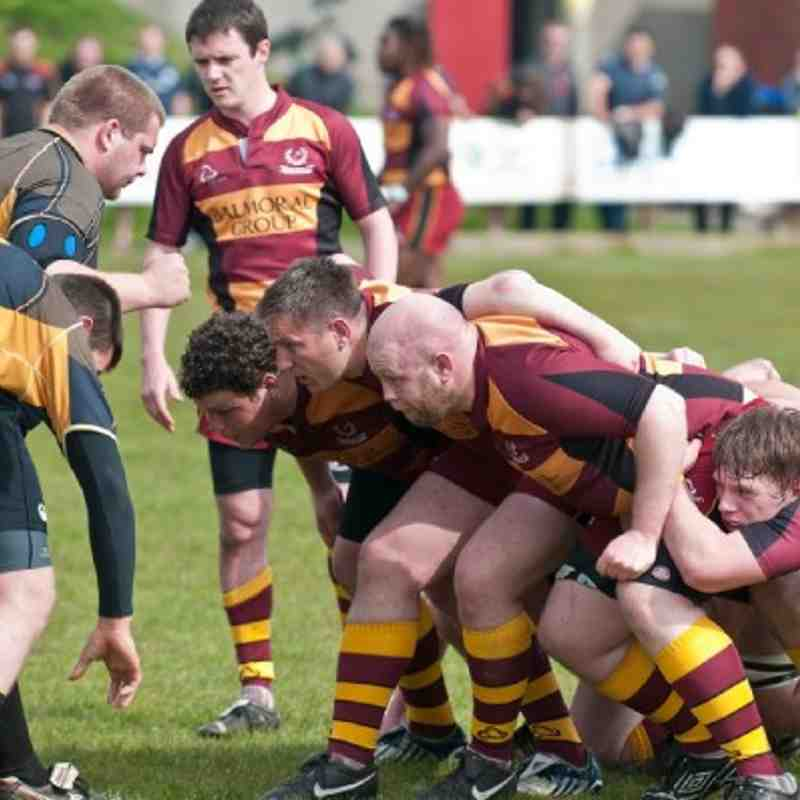 Ellon v East Kilbride 7/5/11