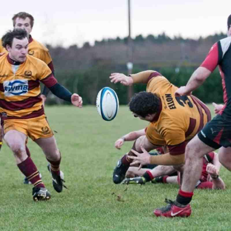 Ellon v Linlithgow 2011/12