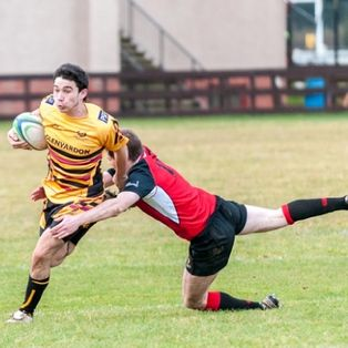 Ellon power to hard-fought victory over Mackie Academy FP