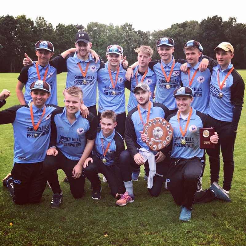 Surrey Trust XI Crowned Champions!!