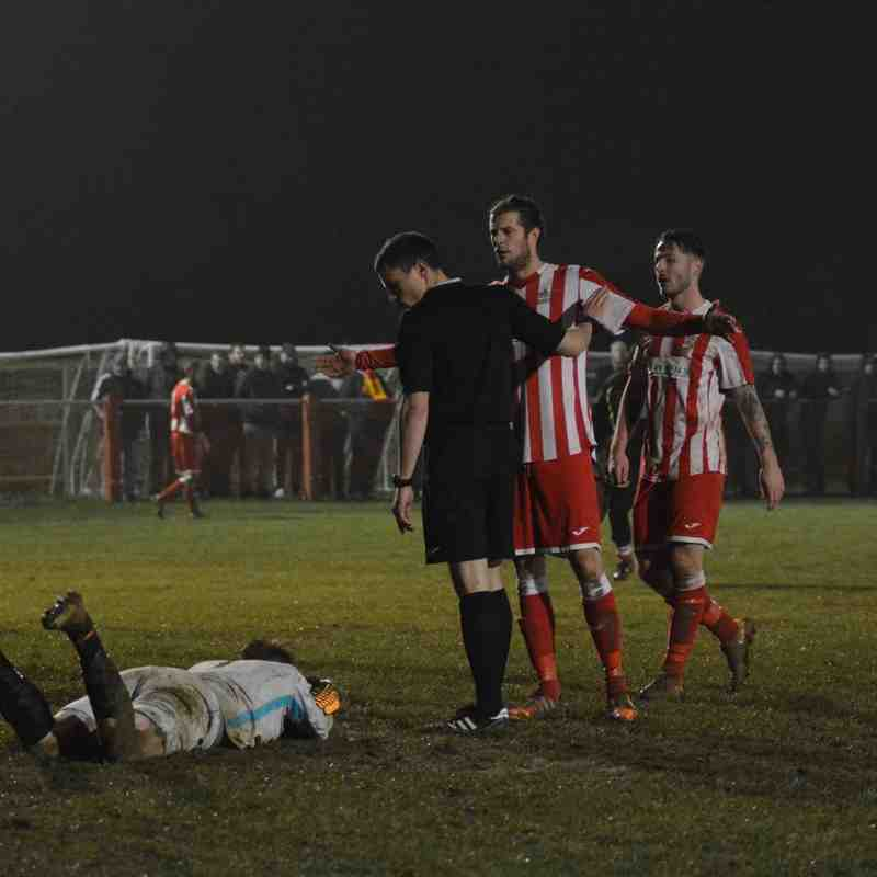 Photos- Easington Sports 1 Banbury United 2