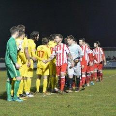 Photos- Easington Sports 1 Banbury United 2