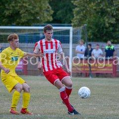 Photos : Easington Sports 0 Banbury United 2