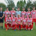 Newent Town vs. Easington Sports Football Club