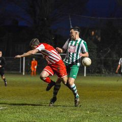 Photos: Easington Sports 1 Adderbury Park 0