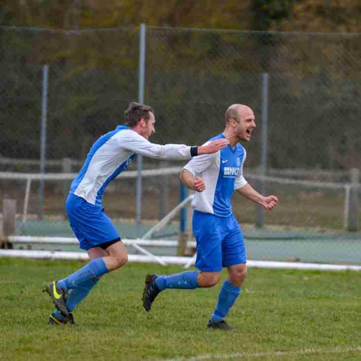 You're Gavin a laugh....Connor seals last-gasp win for Cropredy!