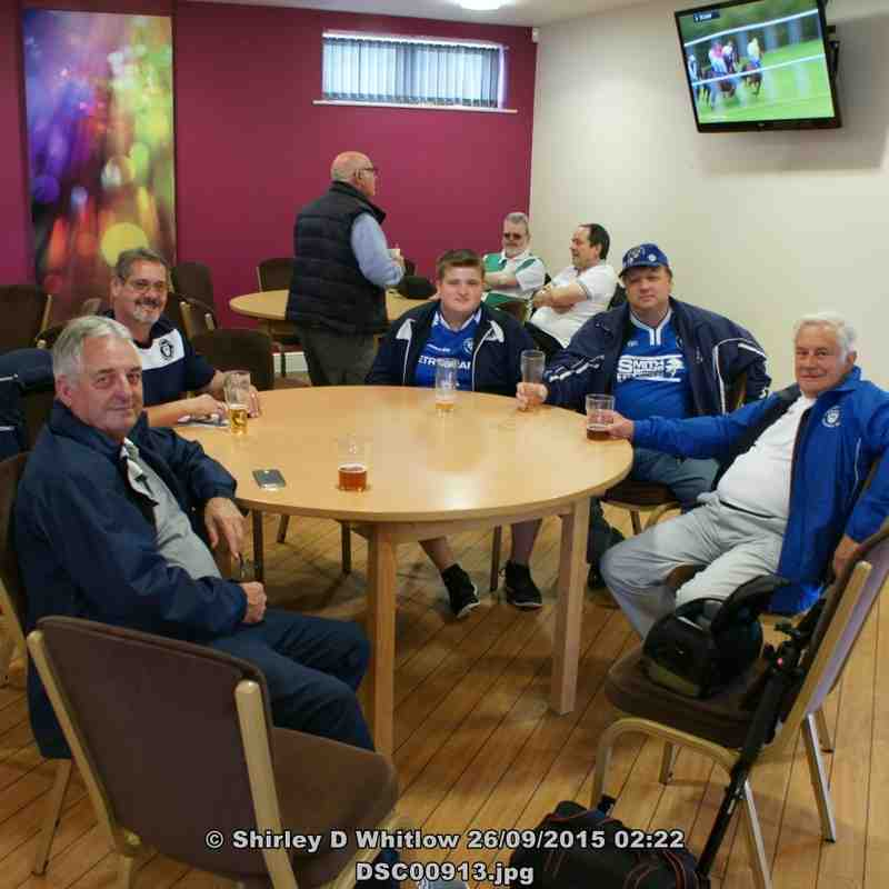 Bognor Regis v Lowestoft Town (26 September 2015)