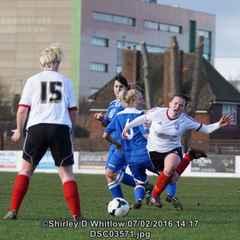 Lowestoft Ladies v Ipswich Town LFC (Sunday 7 February 2016)