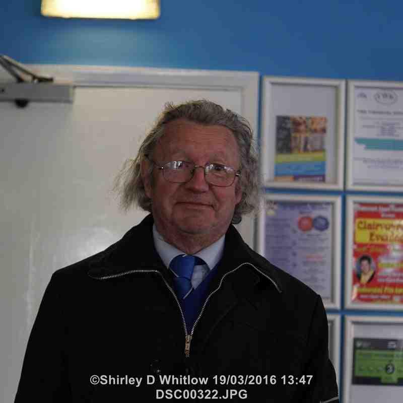 Lowestoft Town v Gainsborough Trinity pre-match (Saturday 19 March 2016)