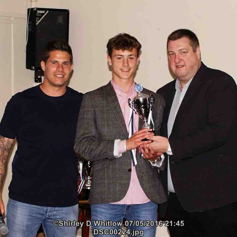 Players Presentation Evening (Saturday 7 May 2016)