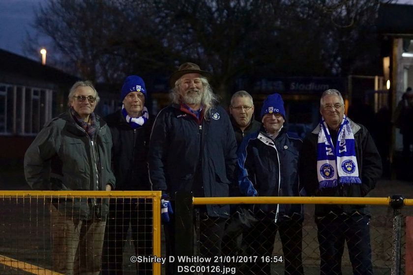 Folkestone Invicta v Lowestoft Town (Saturday 21 January 2017)