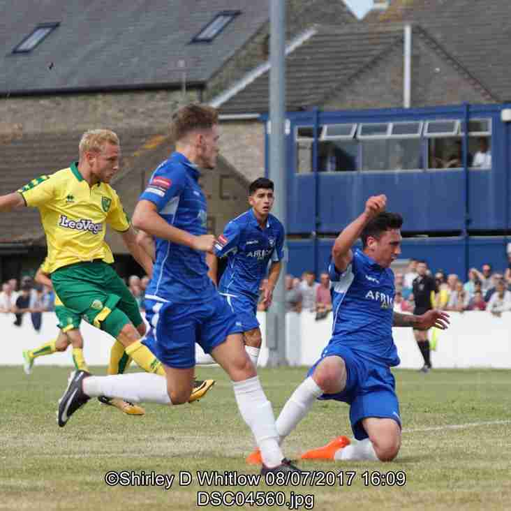 Lowestoft vs Norwich XI kick-off time update