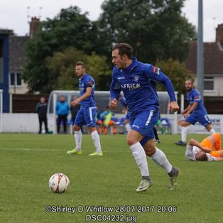Lowestoft Town 0-1 Kings Lynn Town