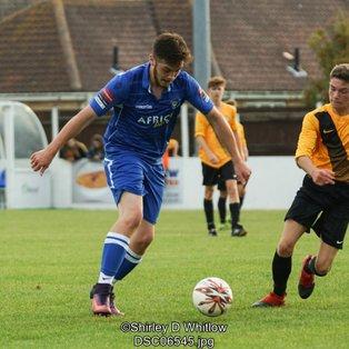 Lowestoft U19's 2-9 Ipswich Wanderers