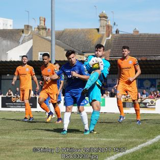 Lowestoft 0-2 Leiston