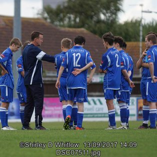 Barking 11-1 Lowestoft U19's