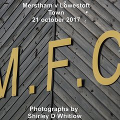 Merstham v Lowestoft Town (Saturday 21 October 2017)