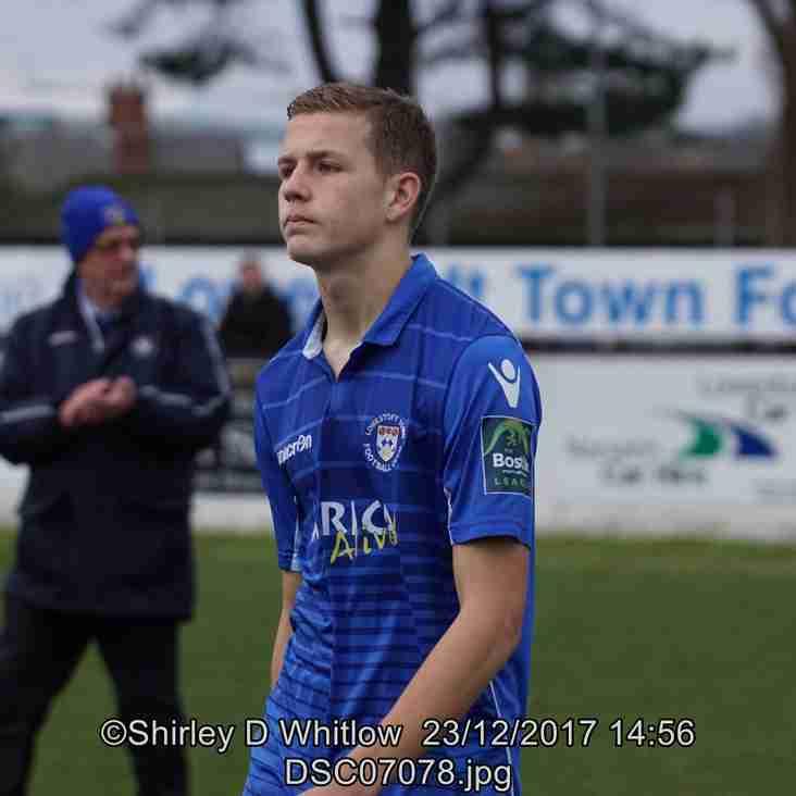 Humphreys returns to Lowestoft on loan