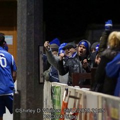 Lowestoft Town v Enfield Town (Tuesday 5 February 2018)