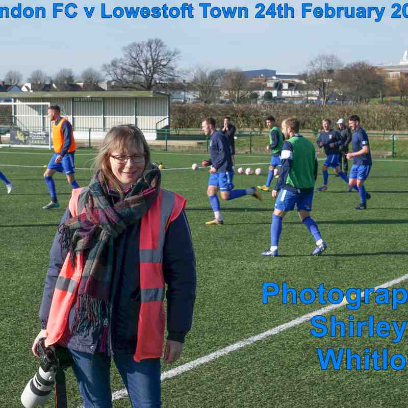 Hendon FC v Lowestoft Town (Saturday 24 February 2018)