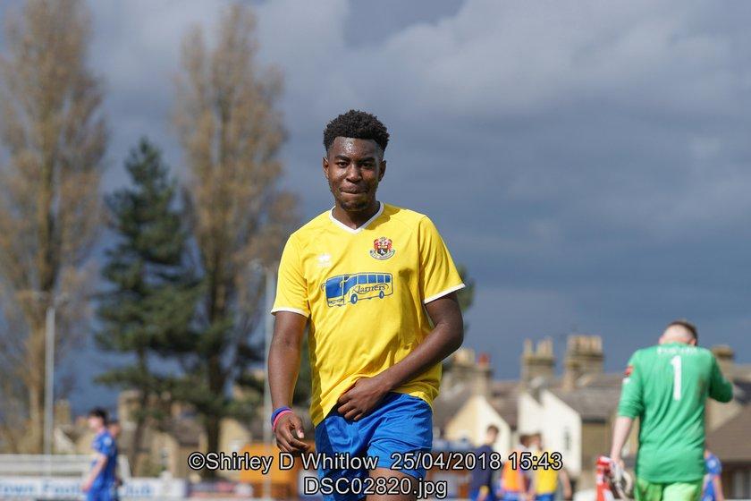 Lowestoft Town U19's Scholarship v AFC Sudbury (Wednesday 25 April 2018)