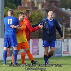 Lowestoft Town Veterans v Bungay Veterans (Sunday 9 September 2018)
