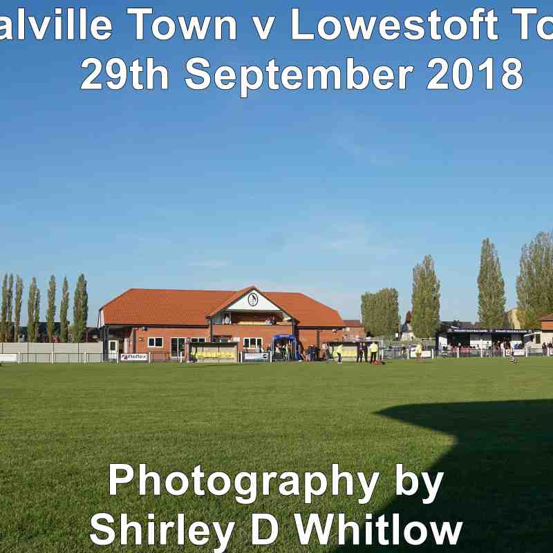 Coalville Town v Lowestoft Town (Saturday 29 September 2018)