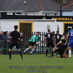 Rushall Olympic v Lowestoft Town (Saturday 13 October 2018)